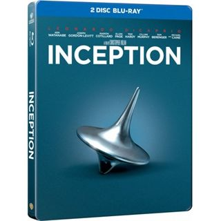 Inception - Steelbook Blu-Ray