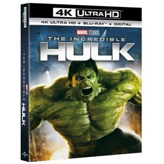 Incredible Hulk - 4K Ultra HD Blu-Ray