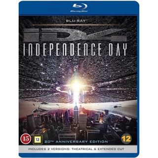 Indenpendence Day - 20TH Anniversary Blu-Ray