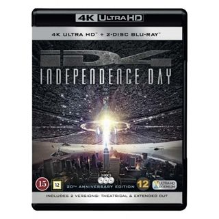 Independence Day - 20Th Anniversary - 4K Ultra HD Blu-Ray