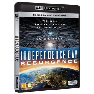 Independence Day - Resurgence - 4K Ultra HD Blu-Ray