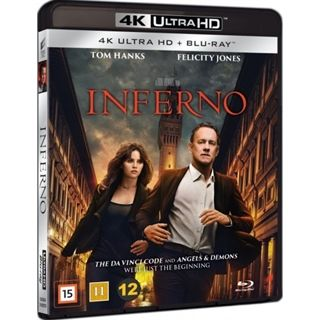 Inferno - 4K Ultra HD Blu-Ray