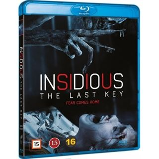 Insidious 4 - The Last Key Blu-Ray
