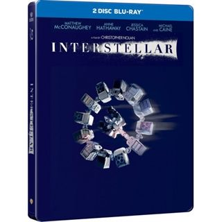 Interstellar - Steelbook Blu-Ray