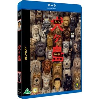 Isle Of Dogs Blu-Ray