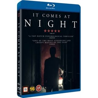 It Comes At Night Blu-Ray