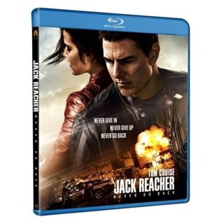 JACK REACHER: NEVER GO BACK BD