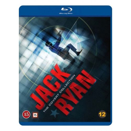 Jack Ryan - Blu-Ray Collection