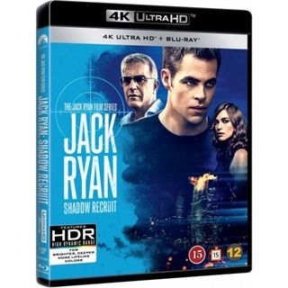 Jack Ryan - Shadow Recruit - 4K Ultra HD Blu-Ray