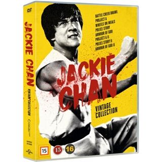 Jackie Chan - Vintage Collection