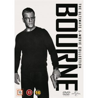 The Bourne Collection 1-5