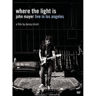 John Mayer - Where The Light Is - Live