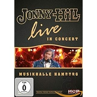 Johnny Hill - Live In Concert