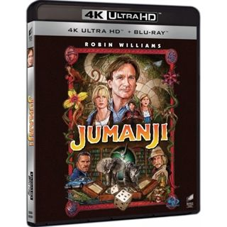 Jumanji - 4K Ultra HD Blu-Ray