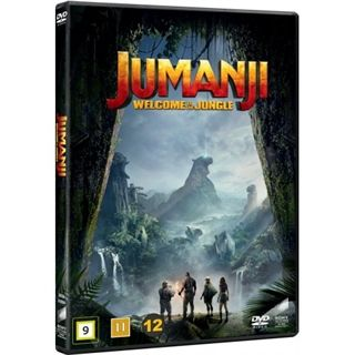 Jumanji 2 - Welcome To The Jungle