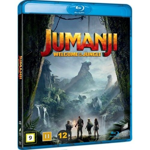 Jumanji 2 - Welcome To The Jungle Blu-Ray
