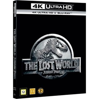 Jurassic Park 2 - The Lost World - 4K Ultra HD Blu-Ray