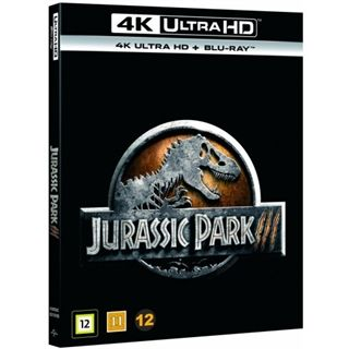 Jurassic Park 3 - 4K Ultra HD Blu-Ray