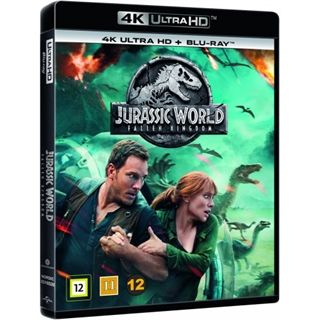 Jurassic World 2 - Fallen Kingdom - 4K Ultra HD Blu-Ray