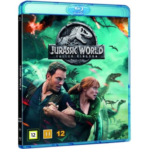 Jurassic World 2 - Fallen Kingdom Blu-Ray