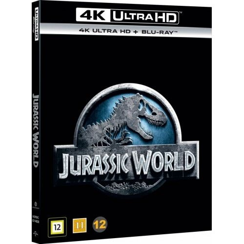 Jurassic World - 4K Ultra HD Blu-Ray