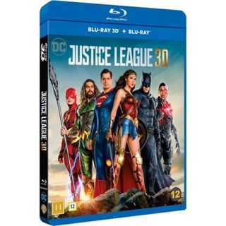 Justice League - The Movie- 3D Blu-Ray
