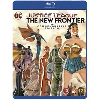 Justice League - New Frontier Blu-Ray