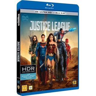Justice League - The Movie - 4K Ultra HD