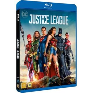 Justice League - The Movie Blu-Ray