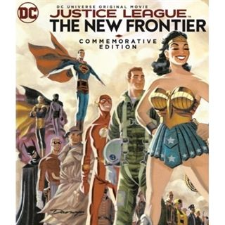 Justice League -New Frontier