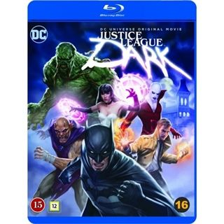 Justice League - Dark Blu-Ray