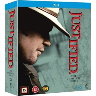 Justified - Complete Blu-Ray Box