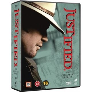 Justified - Complete Box