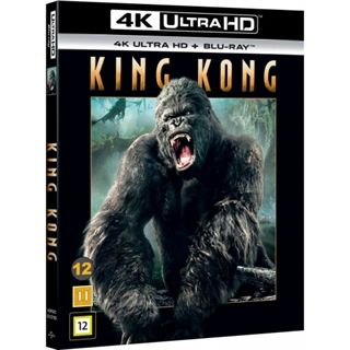 King Kong - 2005 - 4K Ultra HD Blu-Ray