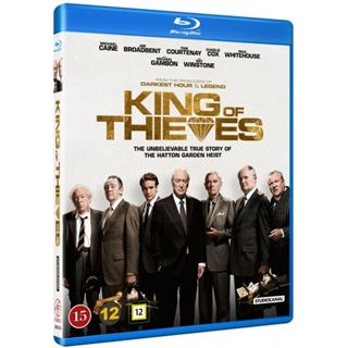 King Of Thieves Blu-Ray