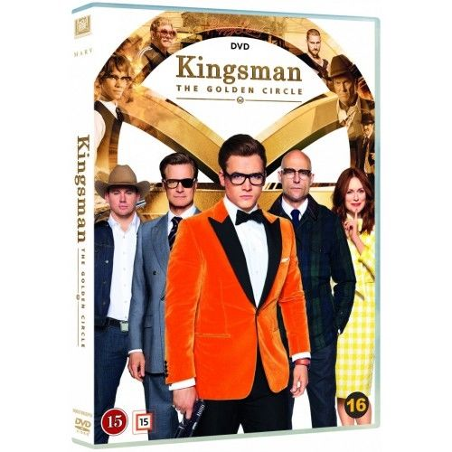 Kingsman 2 - The Godlen Circle