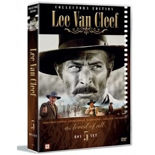 Lee Van Cleef Collection (DVD)