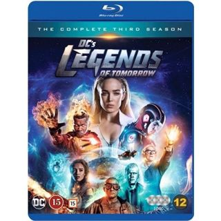 Legends Of Tomorrow - Season 3 Blu-Ray
