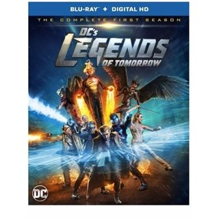 Legends Of Tomorrow - Season 1 Blu-Ray