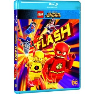Lego DC - The Flash Blu-Ray