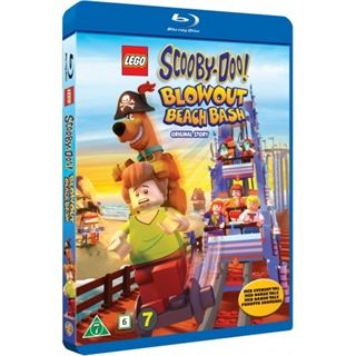 Lego Scooby Doo - Blowout Beach Bash Blu-Ray