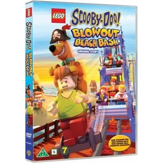 Lego Scooby Doo - Blowout Beach Bash