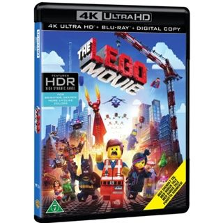 Lego - The Movie - 4K UItra HD Blu-Ray