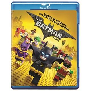 Lego Batman Movie 3D BD