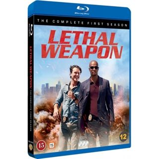 Lethal Weapon - Season 1 Blu-Ray