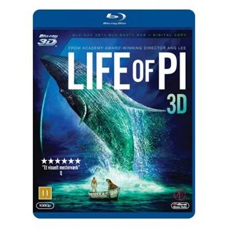 Life Of Pi - 3D Blu-Ray