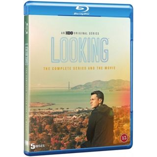 Looking - Complete Series + The Movie