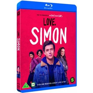 Love Simon Blu-Ray