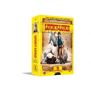 Lucky Luke - The Complete Collection