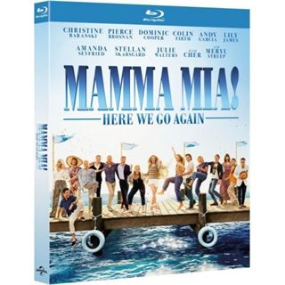 Mamma Mia 2 - Here We Go Again Blu-Ray